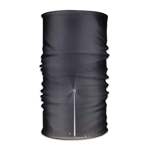 Redken Camo (Star Sky Headwear Universe Print Sports Stirnbands for Women and Men Outdoor Magic UV Protection Bandana Decor Model181)
