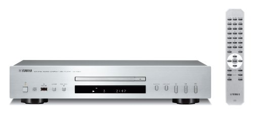 Yamaha CD-S 300 Si CD-Player silber -
