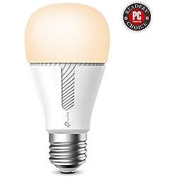 TP-Link KL110 Kasa Ampoule connectée WiFi, Ampoule Led E27, 10W, Compatible avec Amazon Alexa, Google Home et IFTTT, Dimmable, Contrôle à distance par App, Aucun hub requis