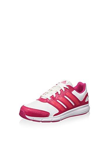 adidas , Herren Sneaker Weiß/Rosa