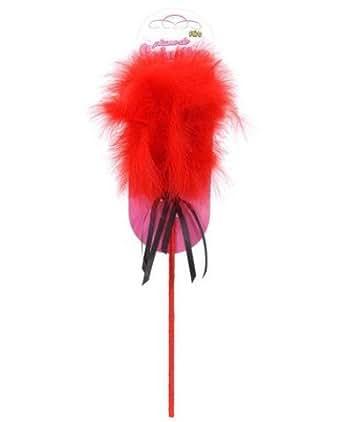 Plumeaux Caresse Rouge de Feather brush