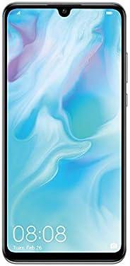 Huawei P30 Lite Dual Sim - 128 GB, 4 GB Ram, 4G LTE, Pearl White