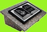 Schiefertafel mit wetterfester Lasergravur des Motives