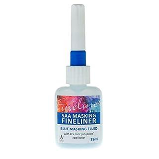 SAA Masking Fineliner - 30ml Blue