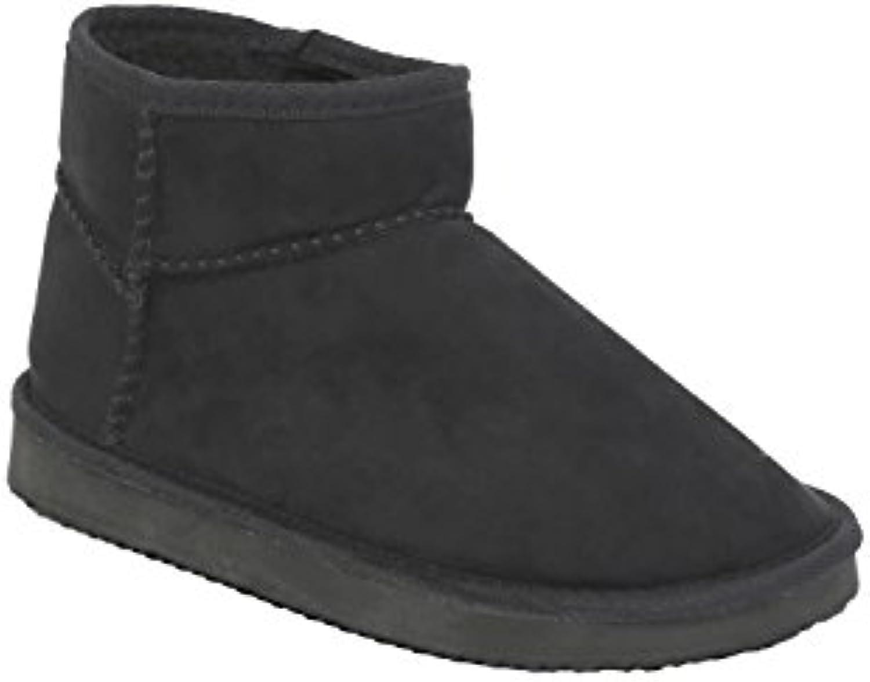 PILOT® Fauxveloursleder flachen Knöchels Stiefel 2018 Letztes Modell  Mode Schuhe Billig Online-Verkauf