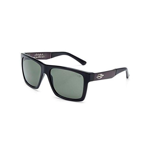 fb290c1d153 MORMAII Gafas de sol Carlos Burle negro brillo
