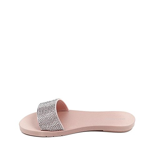 Ideal Shoes , Sandali donna, rosa (Rose), 36 EU