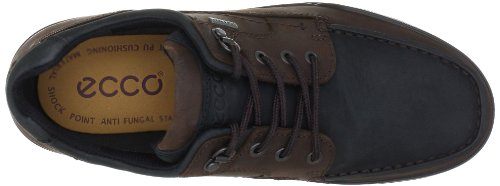 Ecco TRACK 6 522014, Chaussures montantes homme Marron-TR-I4-79