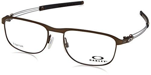 Oakley Unisex-Erwachsene OX5122 Brillengestelle, Braun/Transparent, 6