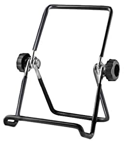 DOMO nMount T21 (aka nHance T21) Universal Adjustable Portable Foldable Holder Metal Stand for Smart Mobile Phones and Tablet PC