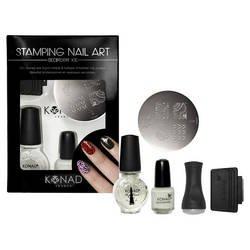 Konad Stamping Nail Art Starter Kit Starter Kit
