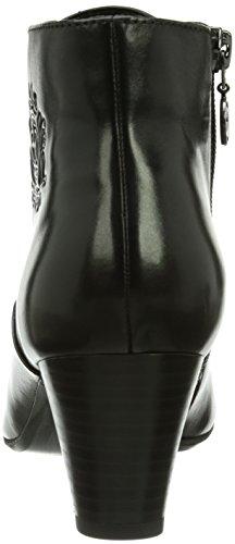 Gerry Weber Shoes Kate 12, Stivali bassi Donna Nero (Schwarz (schwarz 100))