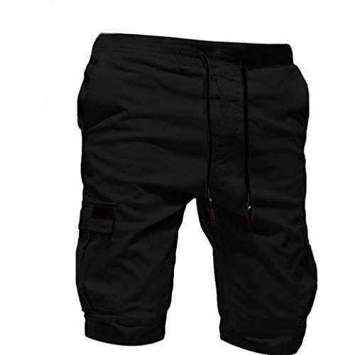 Herren Trainingsshorts Hosen Pocket Tasche Pumphose Haremshose Herrenmode Shorts Bermuda Cargo Capri Kurze Hose Vintage Pants Freizeit Sporthose Guysinsweatpants Sweatpants - Womens Designer-bermuda