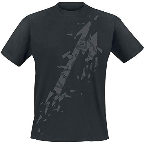 Metallica M - Black Album Camiseta Negro XL