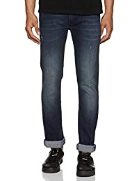 Beat London by Pepe Jeans Men's Slim Fit Jeans