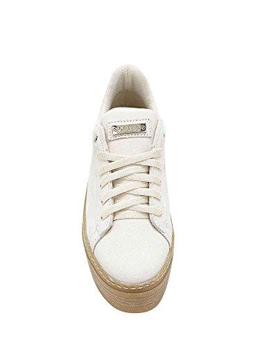 Guess Sneakers Claris FLCRI4 SUE12 Bianco