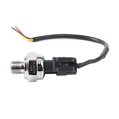Sensore Trasduttore G1 / 4 Pressione 0-0,5 Mpa Per L'aria Acqua Gas Gasolio Olio Combustibile