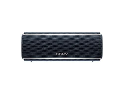 Sony SRS-XB21 Enceinte portable sans fil Bluetooth Waterproof avec effet lumineux - Noir (Reconditionné)