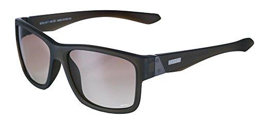 SINNER Erwachsene Sonnenbrille Sundown Polycarbonat SINTEC Polarisiert Matt Braun