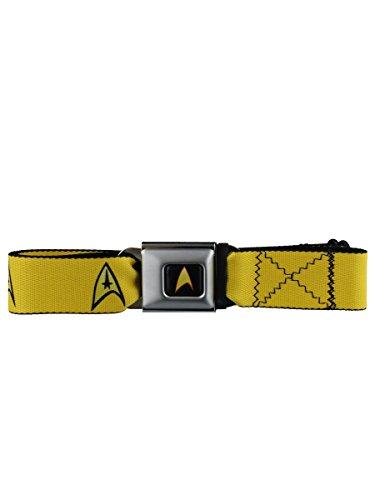 Star Trek - Cintura - Uomo Giallo giallo