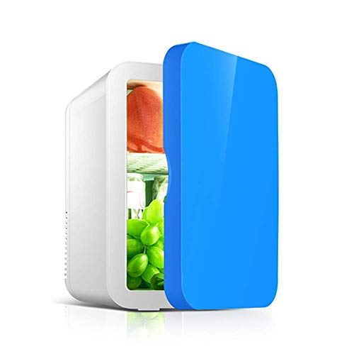Preisvergleich Produktbild Kievy Elektrische Kühlbox 8L tragbar Gefrierschrank Auto-Kühlschränke Abkühlen auf 2 ° Aufheizen auf 65 ° Wärmerer Kühler 2 Modi für Reisen,  Camping 12V