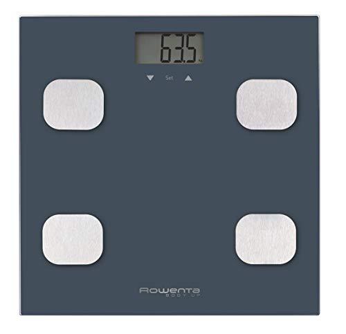 Rowenta Body up BR2520V0 Báscula baño medidor grasa