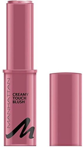 Manhattan Creamy Touch Blush,1 Fresh Rosewood