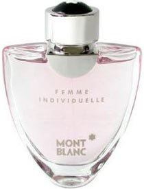 Mont Blanc Individuelle POUR FEMME par Mont Blanc - 75 ml Eau de Toilette Vaporisateur