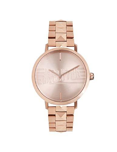 Reloj Jean-Paul Gaultier en Acero Mujer Rosa Dorado
