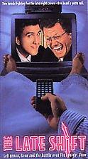 The Late Shift - Spätvorstellung [VHS]