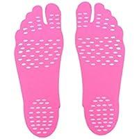 Strand unsichtbare rutschfeste Fuß Aufkleber Schuhe Stick auf Sohlen Fuß Pads wasserdichte weiche Klebepad Schutzfüße preisvergleich bei billige-tabletten.eu