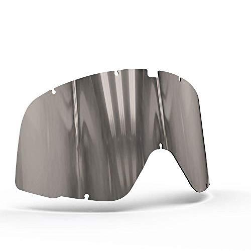 OnyxLenses 100%   Barstow w/o Pins Rauch Grau Polarisiert Ersatzscheibe