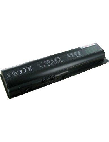 Batterie pour HP PAVILION DV5-1010ef, Très haute capacité, 10.8V, 8800mAh, Li-ion
