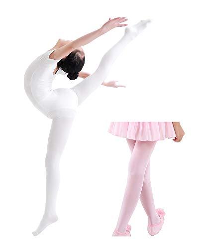 Imixcity Medias Ballet Niños Leotardos Niñas Patas