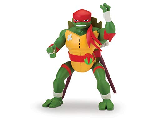 Teenage Mutant Ninja Turtles tuab2400die Rise Deluxe Action Figuren–Raphael Cartwheel Attack
