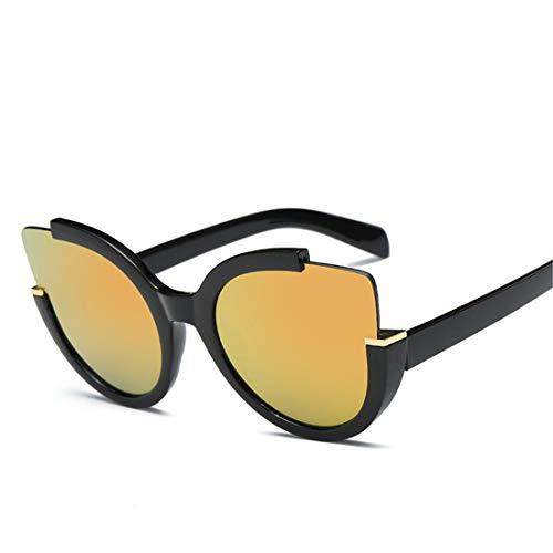 ZXL Sonnenbrille Mode Coole Farbe personalisierte Sonnenbrille