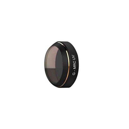 Zhuhaixmy Multi Rivestita MC-UV MC UV Filtro Telecamera Lente Protettore MRC-UV per DJI Mavic Pro Drone