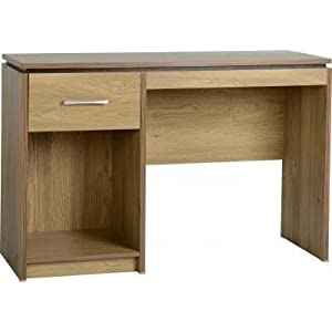 Seconique Charles Bedroom Furniture - Oak and Walnut