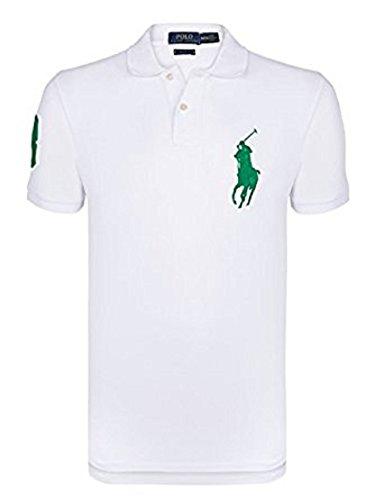 Ralph Lauren Poloshirt Custom Fit Big Pony Gr. 3XL (Shirt Pony Big)