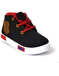 Coolz Kids Unisex Casual Shoes Play-1 for 1-4 Years Boys and Girls