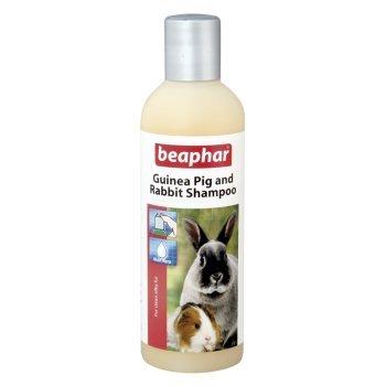 Beaphar Small Pet Guinea Pig and Rabbit Shampoo 250ml from Beaphar UK Ltd