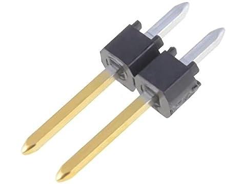 8x MX-90120-0762 Pin header pin strips C-Grid III male PIN2