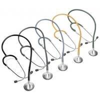 Riester 4177-02 Stethoskop, anestophon, Aluminium, schiefergrau -