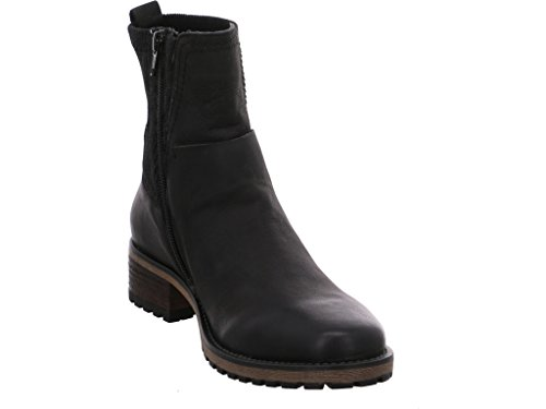 SPM Iyam Ankle Boot Schwarz