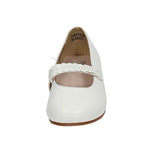 Bonino, Scarpe col tacco bambine Bianco