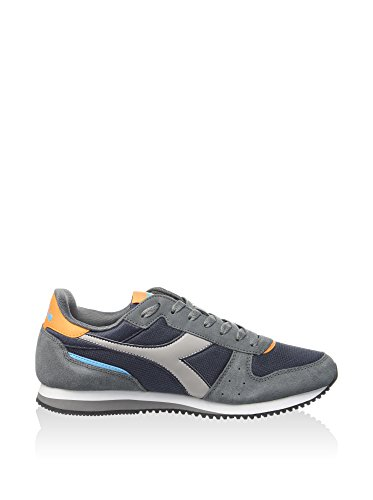 Diadora Malone, Sneaker Unisex - Adulto Grigio