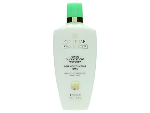 Collistar Deep Moisturizing Fluid, Donna, 400 ml