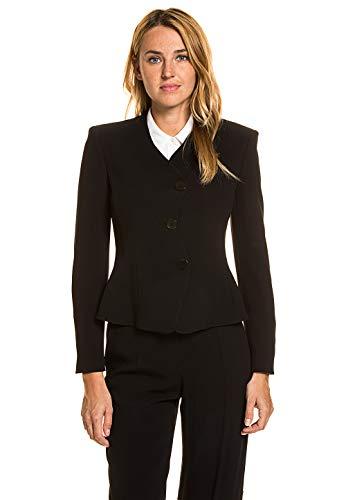 Emporio Armani Damen Damen Blazer Jacke Sakko Tailliert leicht Business - Armani Blazer