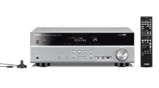 Yamaha RX-V375 AV-Receiver (5,1-Kanal, 100 Watt pro Kanal, Dolby TrueHD, HDMI, USB) titan (B00BLW9ZFM) | Amazon price tracker / tracking, Amazon price history charts, Amazon price watches, Amazon price drop alerts