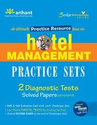 3 Edge Advantage Series - Hotel Management Practice Sets (Old Edition)